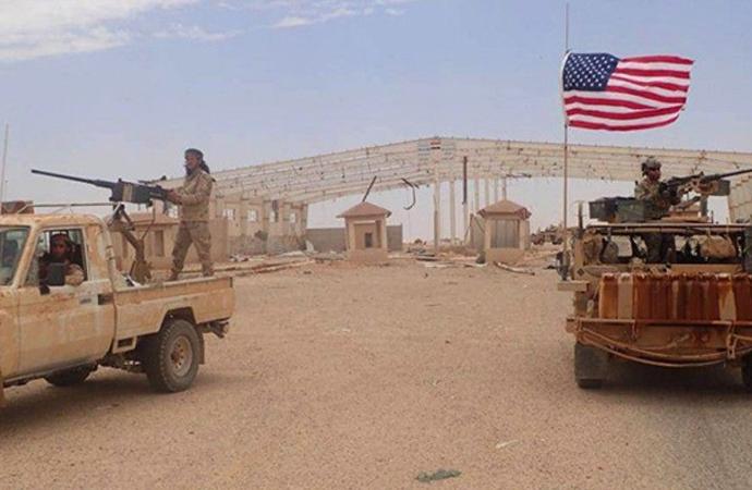 Amerika, petrol bölgesi Deyrizor'da yeni üs kuruyor iddiası