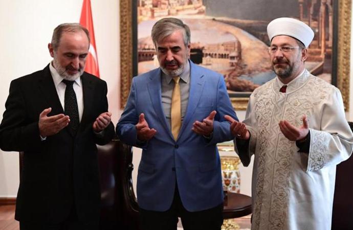 'Din İşleri Kurulu, Türkiye'nin en stratejik kurumudur!'