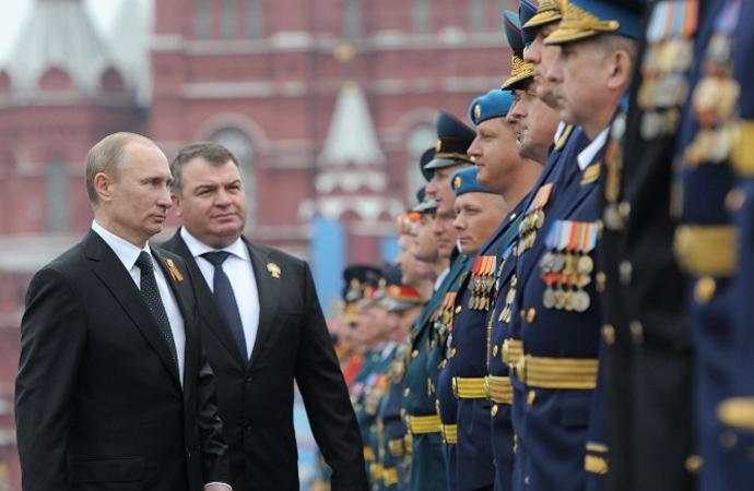Putin olmasa Rusya olmaz mı idi?