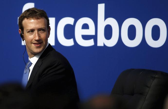 Zuckerberg'in adı Başkanlık için geçiyordu, kağıt üzerinde de iyi duruyordu!