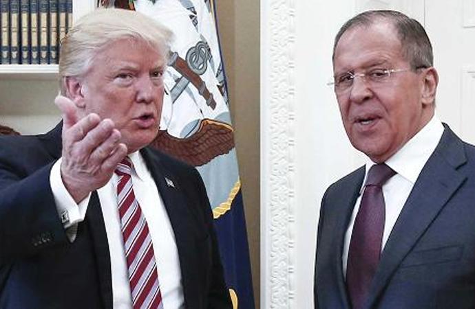 Büyük felaket Trump, küçük felaket Lavrov