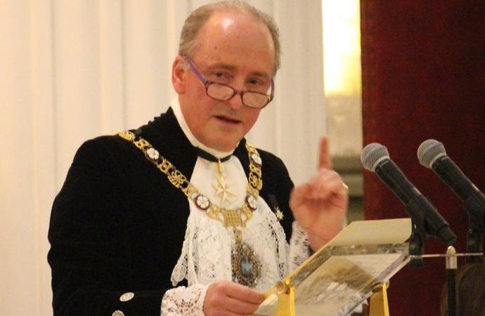 """""""City of London"""" Başkanı Bowman, Çin'in bazı şehirlerini gezdi"""