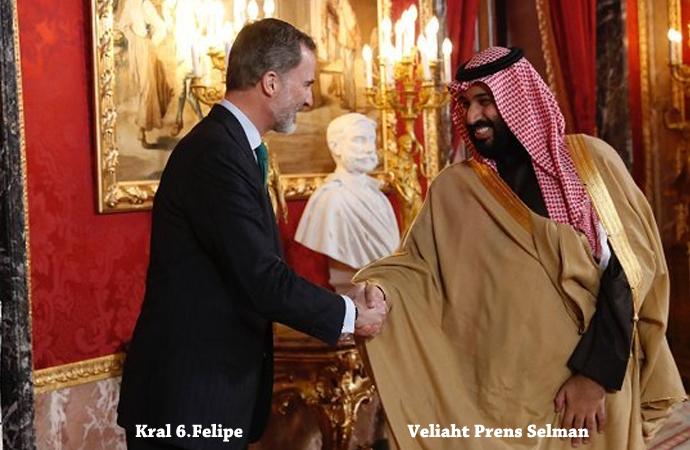Suudi Arabistan ile İspanya arasında 6 anlaşma