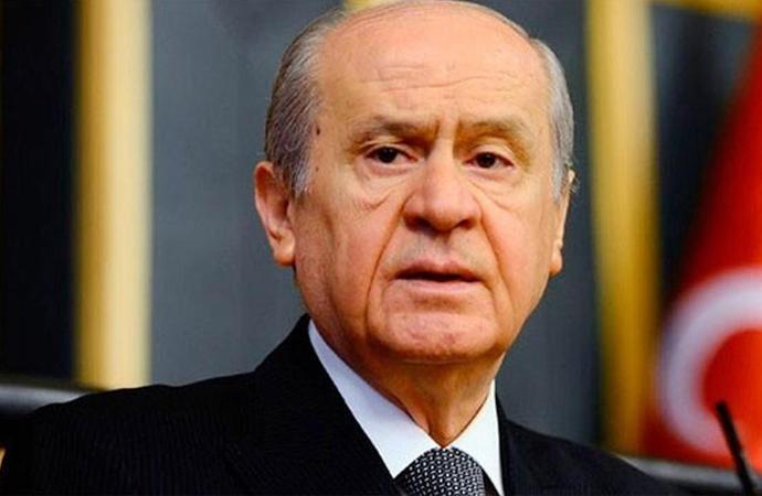 Devlet Bahçeli'den 'Erken seçim' çağrısı