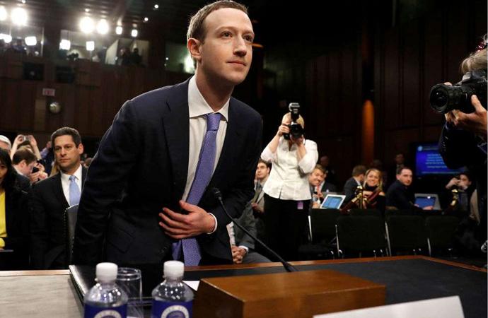 Mevzu, 'Facebook ve Apple gibi sanal şirketler' ya da 'sanal devlet'