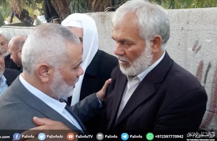 Heniyye: Mühendis El-Bataş'ın şehit edilmesinden İsrail sorumlu