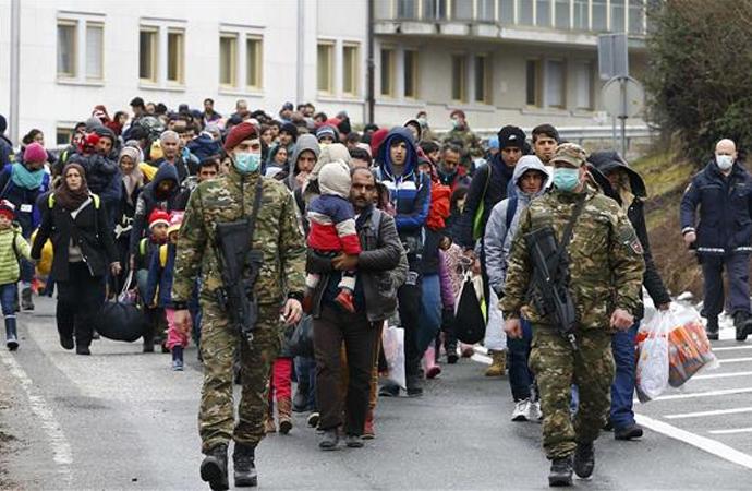 Belçika'da bir yıl içinde 618 sığınmacı çocuk kayboldu