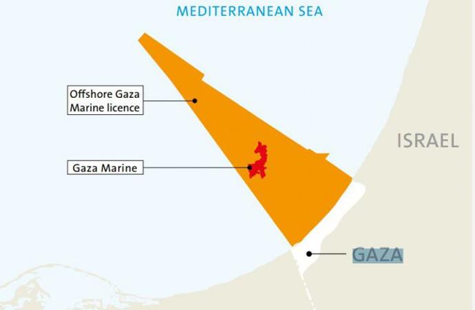 Shell, Gazze Marine ortaklığından ayrıldı