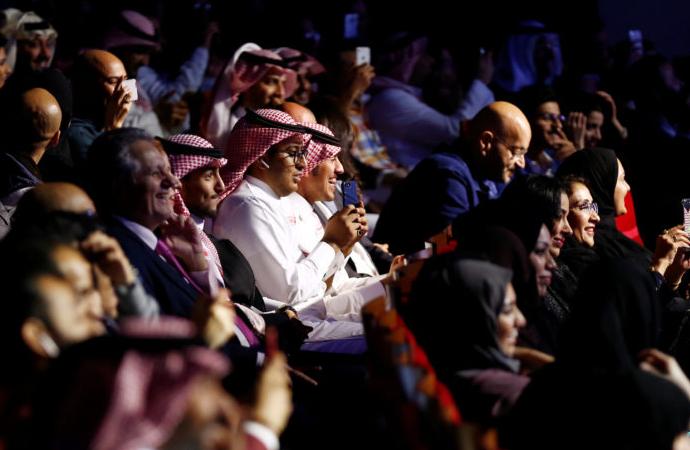 Suudi Arabistan, sinema salonları için Amerikalılarla anlaştı