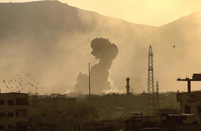 Petrol bölgesi için PYD – Esed çatışması