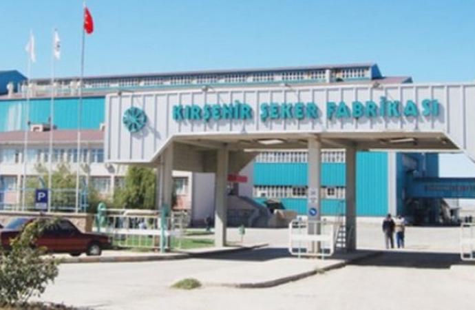 Niğde-Bor ve Kırşehir Şeker satıldı