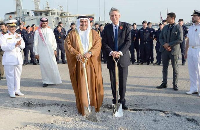 İngilizler yeniden Ortadoğu'da