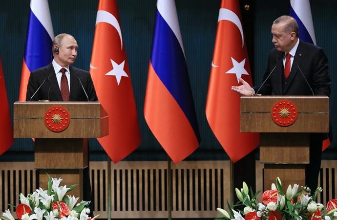 """Erdoğan:""""İkili iş birliğimiz tıpkı su verilmiş demir gibi çelikleşti"""""""