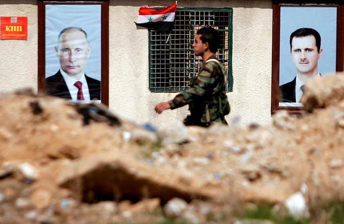 İsrail medyasının iddiası: 'Esad kaçtı'