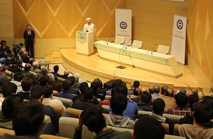 Erbaş: 'İslam cahiliyeyi ortadan kaldırmak için gönderildi'