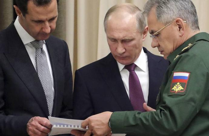 Suriye'de 'füze şovu' yapanlar hiçbir zaman Esad'ı hedef almadılar…