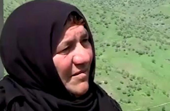 """""""PKK'lıları buradan kovsalar dünya özgür olur"""""""