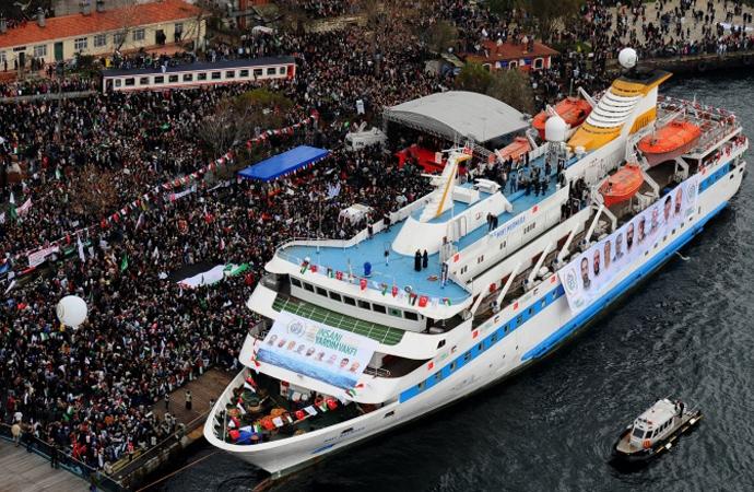 Mavi Marmara'nın hazin sonu