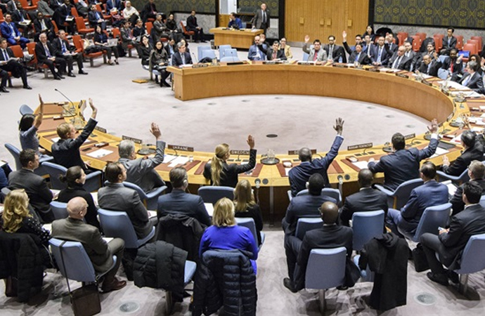 ABD'nin İsrail tasarısına Kuveyt engeli