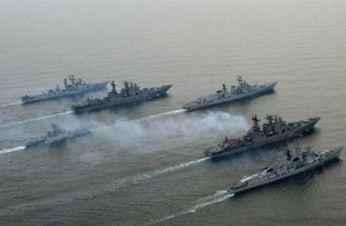 2 Rus savaş gemisi Akdeniz'den ayrıldı