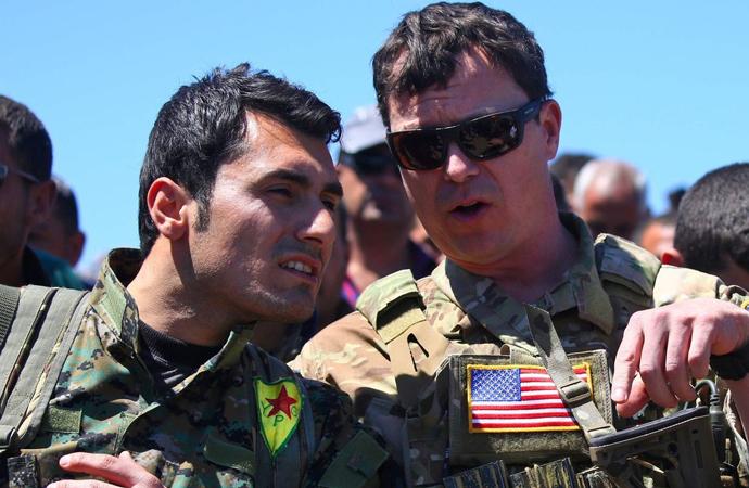 İngilizlerden ABD'ye 'Suriye'de Kürtlerle devam edin' çağrısı