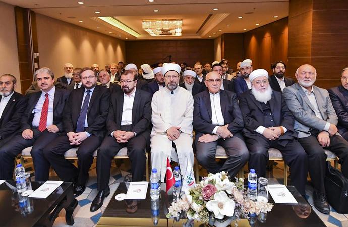 Uluslararası Müslüman Alimler Toplantısı
