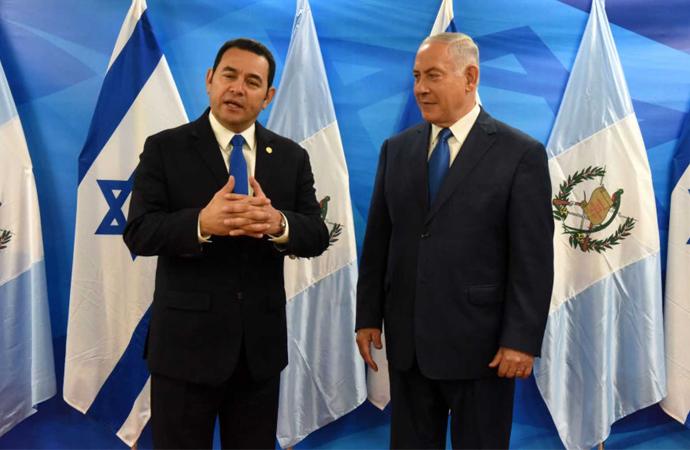 Fas'tan Guatemala'ya ilk tepki