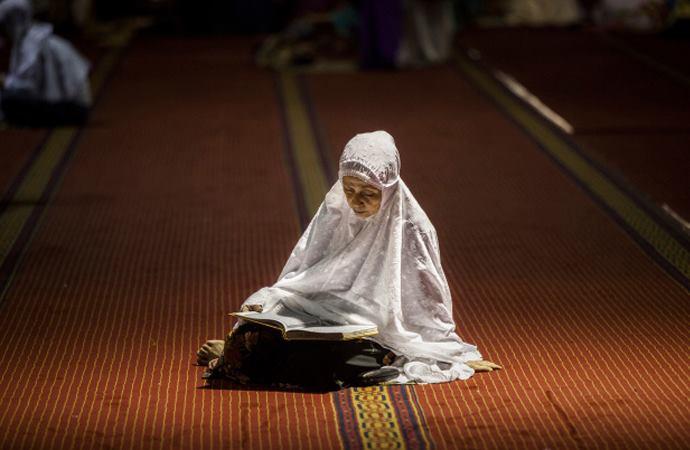 'Örtünme Allah'ın bir emridir'