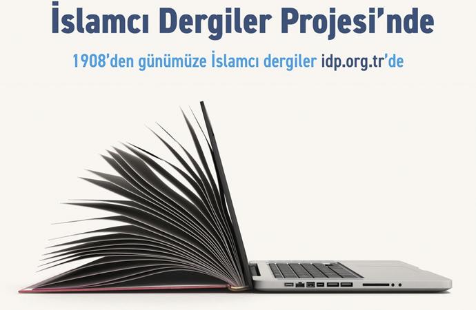 İslamcı Dergiler projesine övgü