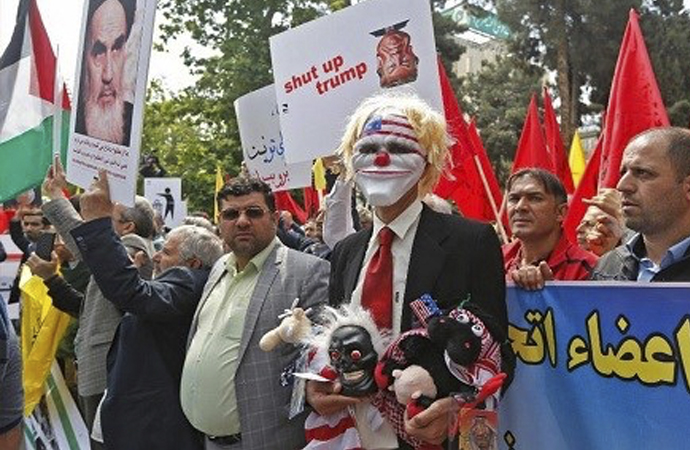 İran'ın karşı koyma potansiyeli