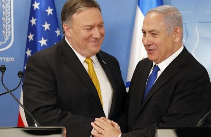 Netanyahu tiyatrosu