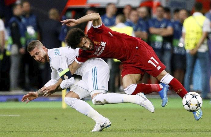 Ramos: Suçluluk duymuyorum