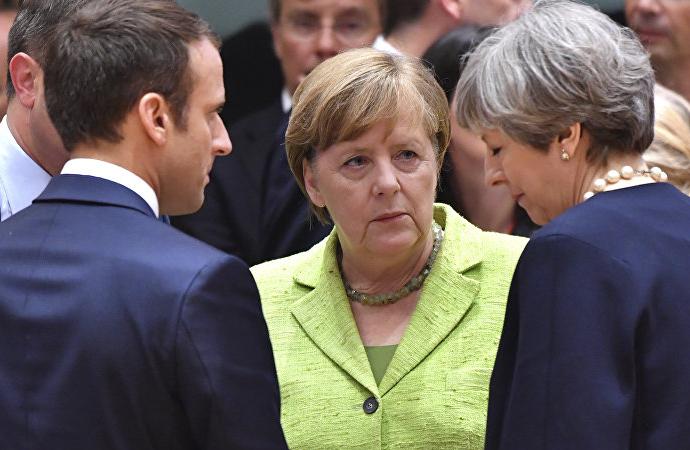 Avrupa'dan 'Anlaşmayı korumaya kararlıyız' mesajı