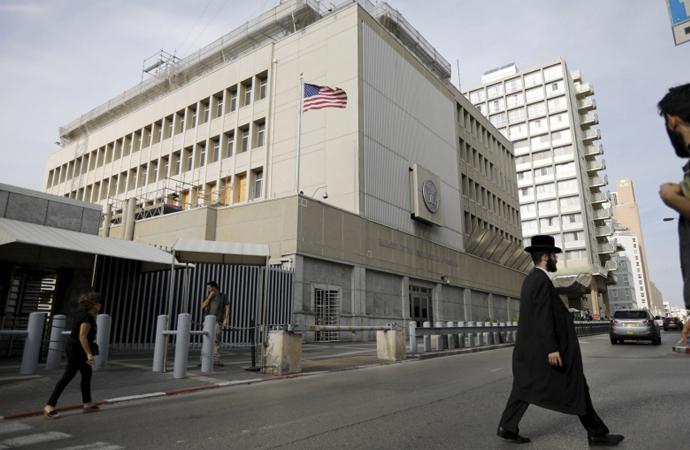ABD'nin Kudüs Büyükelçiliği açılışına 30 ülkeden olumlu yanıt