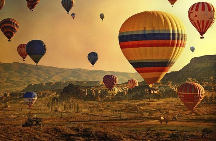 Çinli işadamları Kapadokya'ya ilgiyi artırdı