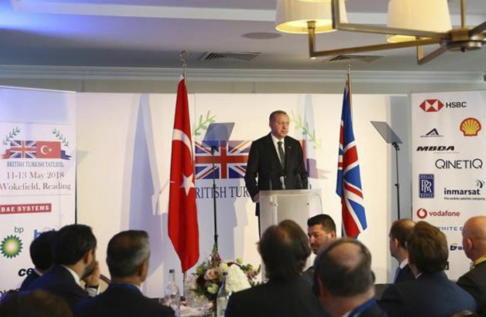 Erdoğan: 'Stratejik ortaklığımız, basit bir tercihin ötesinde'