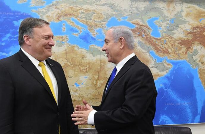 Amerika-İsrail ilişkileri hiç bu kadar iyi olmamıştı!