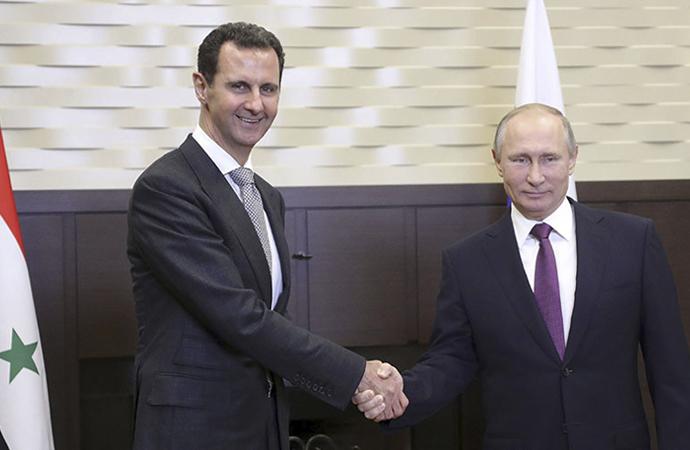 Rusya: Suriye'de işimiz bitmedi!