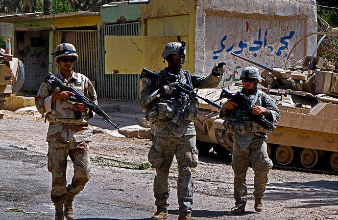 Koalisyon'un Irak'taki misyonu yeni 'evre'ye girdi