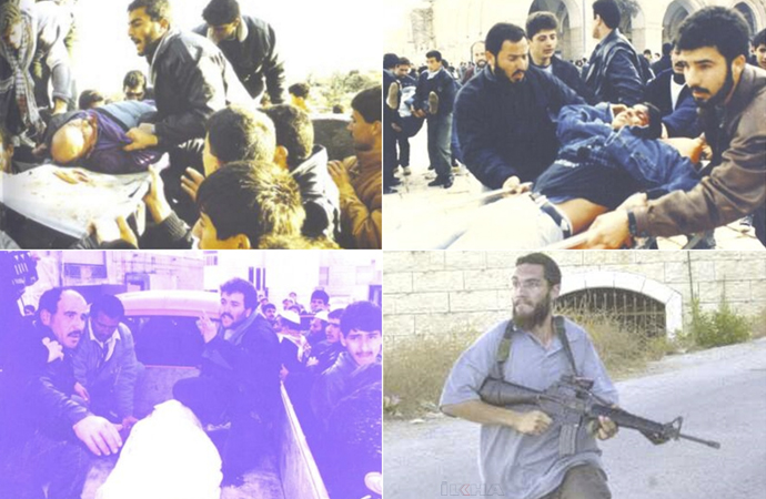 El-Halil Camii katliamının üzerinden 23 yıl geçti