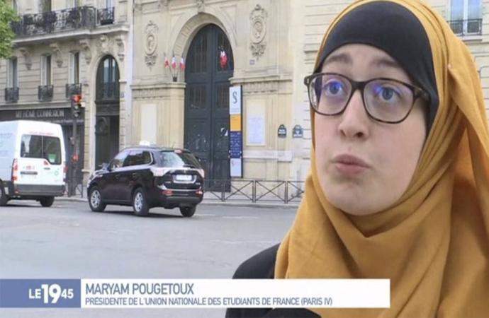 Fransa'da Başörtüsü Krize Sebep Oldu!