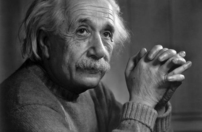 Hümanist Einstein'ın Irkçı damarı