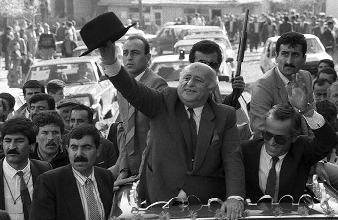 Erdoğan: Rahmet ve saygıyla anıyorum