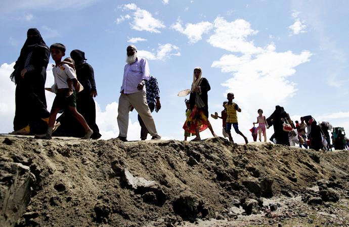 Yerinden edilmiş insan sayısı rekor kırdı!