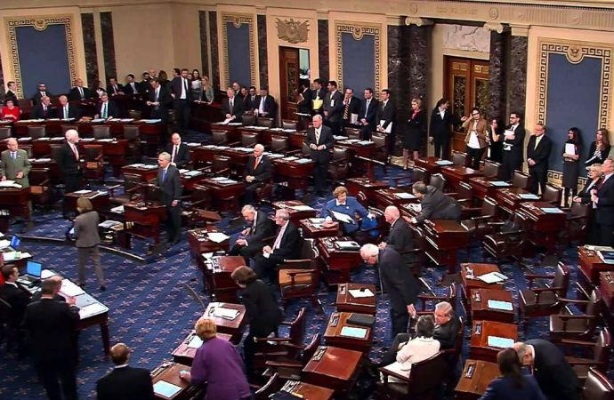 ABD Senatosu, 'Satışlar Bloke Edilsin' dedi