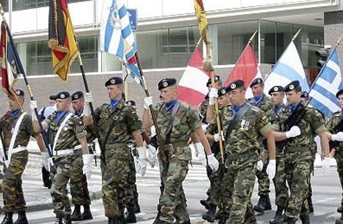 Avrupa, ortak bir ordu kurmaya niyet etti!