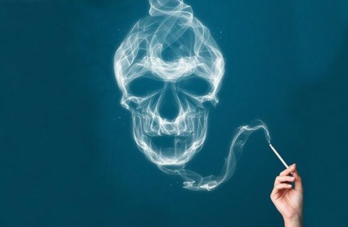 Sigara'nın kansere etkisi yüzde 70