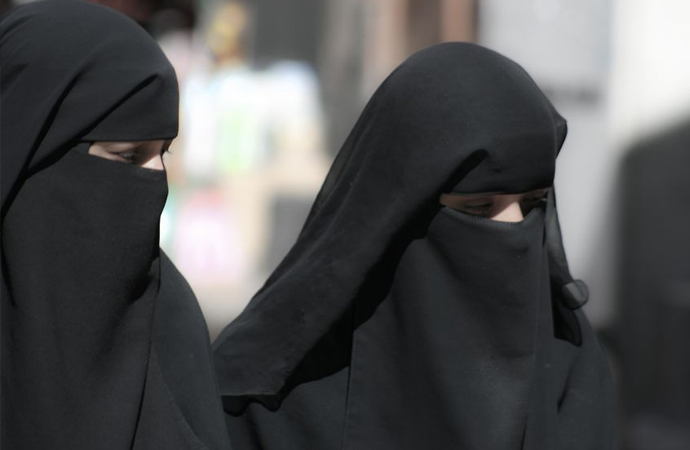 Avrupa'da burka ve nikab yasağı koyan ülkeler