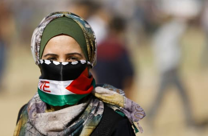 Burası Filistin… Tanıtmaya gerek var mı?