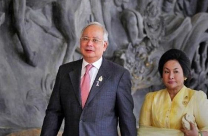 Malezya eski Başbakanına yolsuzluk baskını